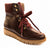 LAST CHANCE RANGER HIKER BURGUNDY AND NATURAL SIZE 5, 6, 11