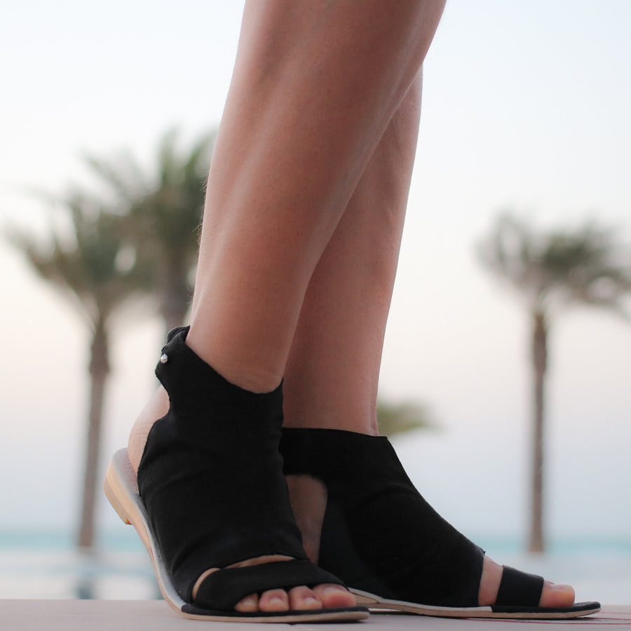 Rio Cut-Out Sandal