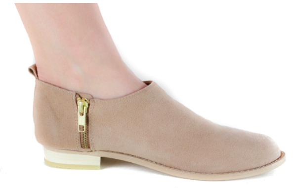 CROSBY Low Shootie Zip-Up