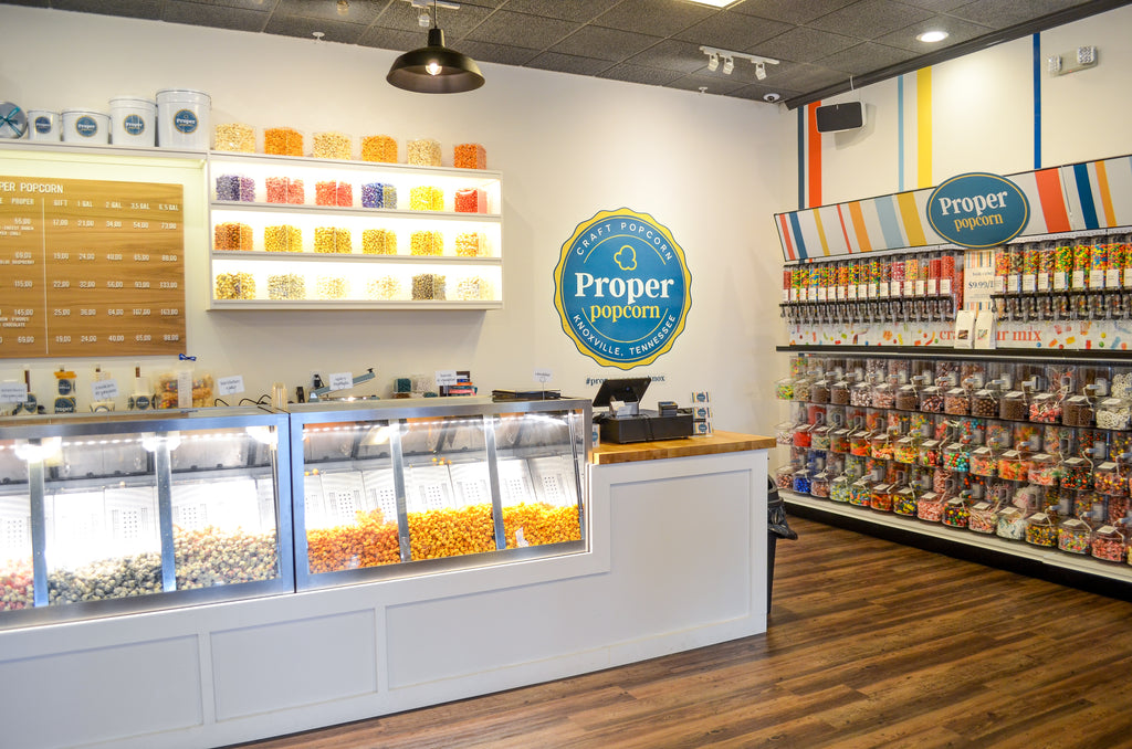 Proper Popcorn - Knoxville, Tennessee