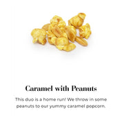 Caramel with Peanuts