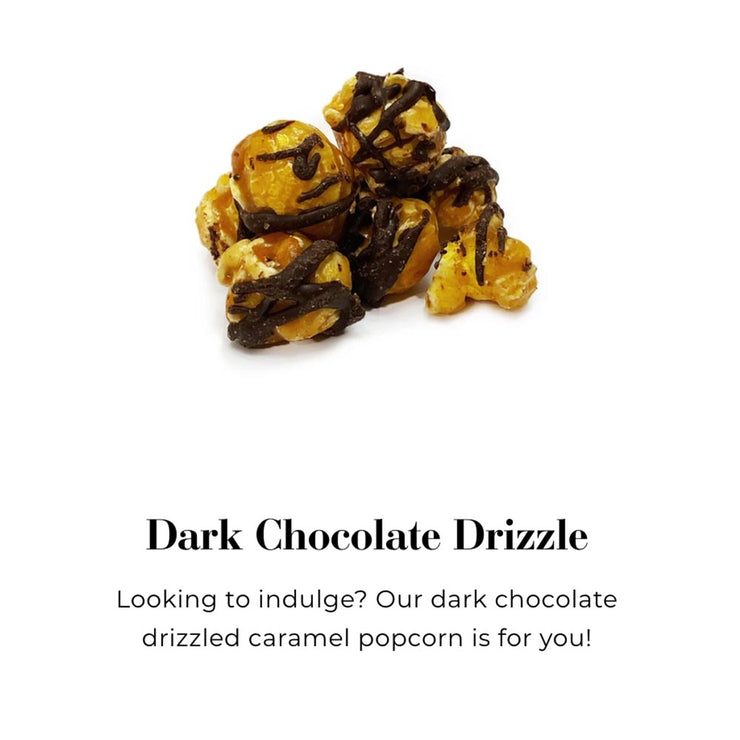 Dark Chocolate Drizzle