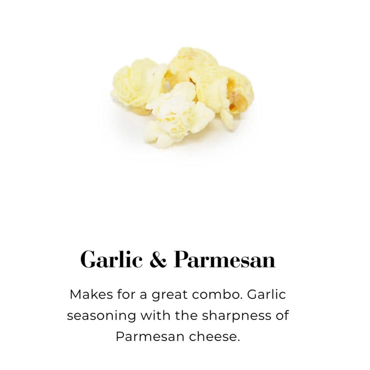 Garlic & Parmesan