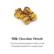 Milk Chocolate Drizzle