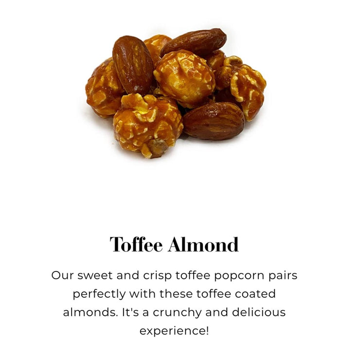 Toffee Almond