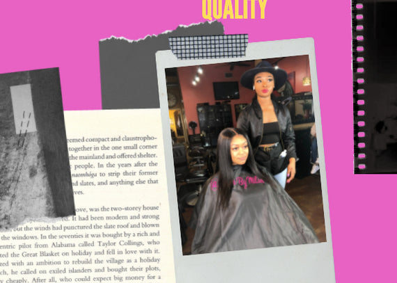 How To Tell If A Wig Or Hair Extensions Are High Quality -- A Checklist | Lustro Hair: 100% Virgin & Remy Hair Extensions
