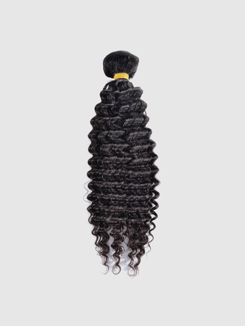 Brazilian Human Virgin Hair Deep Curly Bundle