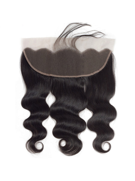 Lustro Body Wave Remy Human Hair Lace Frontal