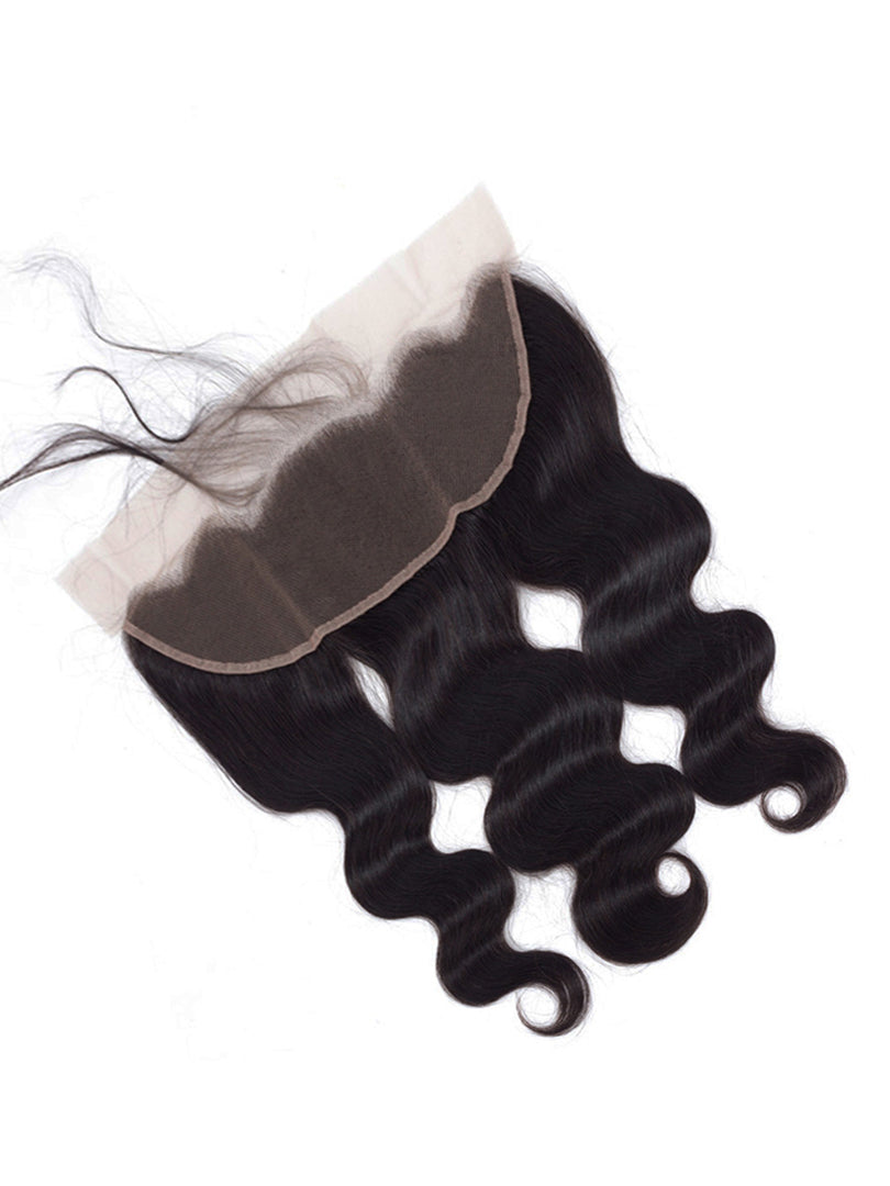 Lustro Body Wave 13*4 Remy Human Hair HD Lace Frontal