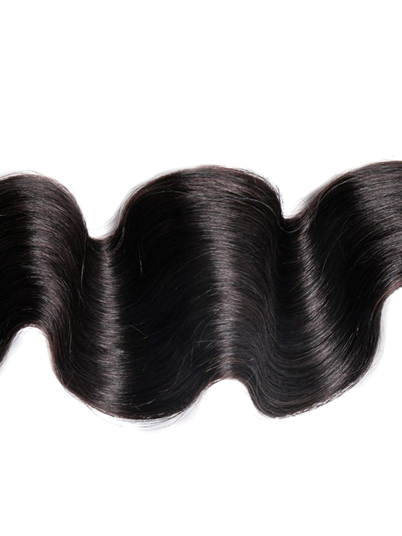 Lustro Loose Wave Double Weft Remy Human Hair Bundle