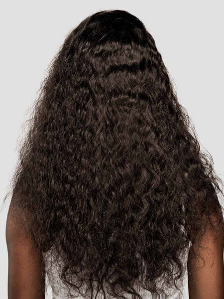 Lustro PREMIER 120% Density Loose Wave Closure Wig
