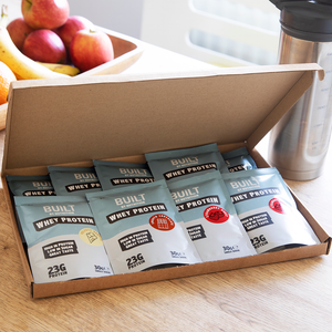 Built By Nutrition subscription box