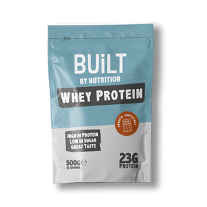 Built By Nutrition Chocolate Whey Protein