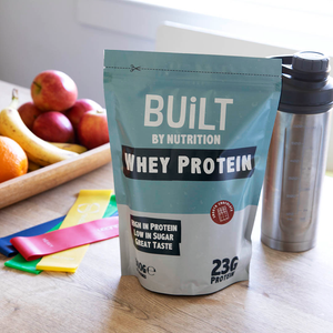 Chocolate Whey Protein 500g