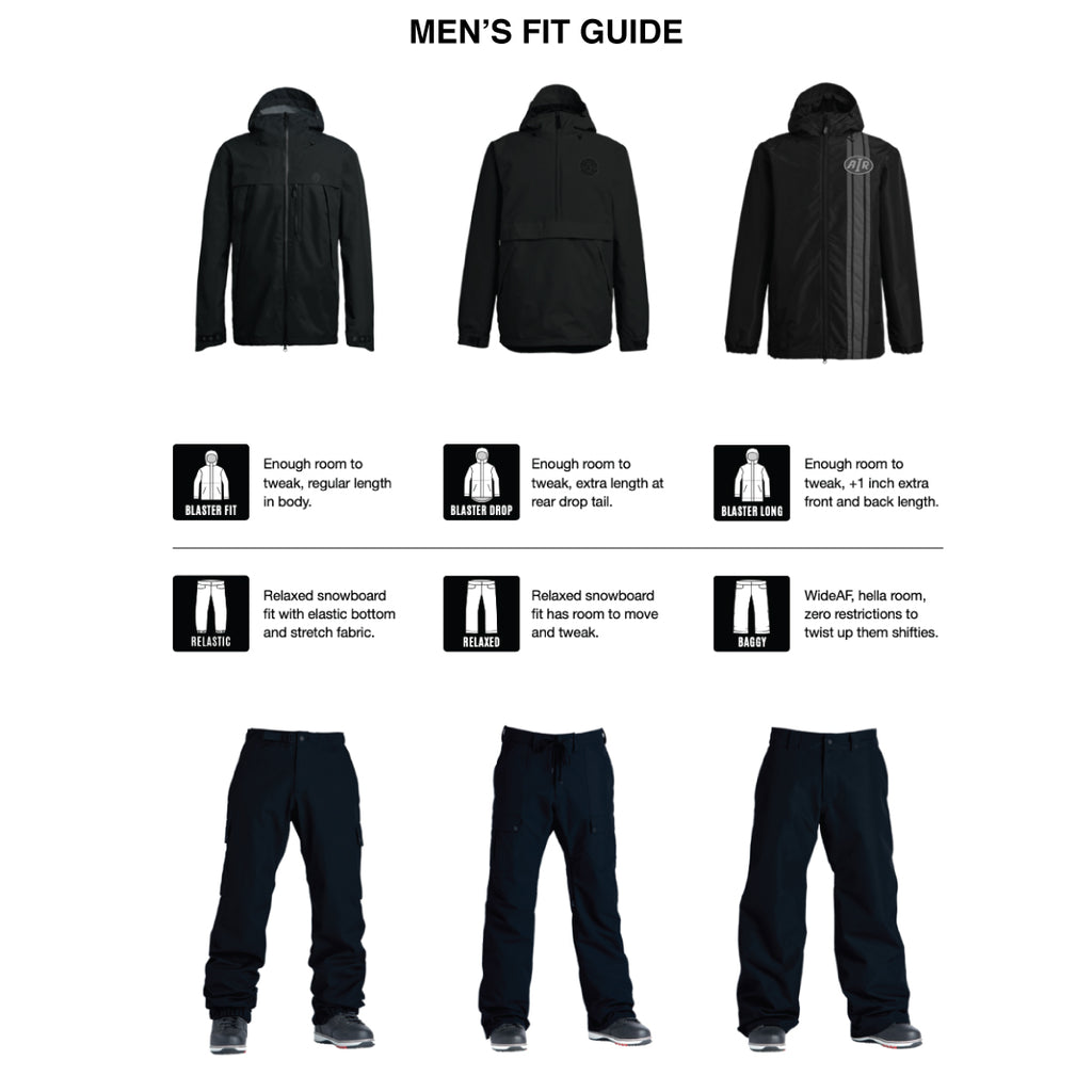 Mens Fit Key