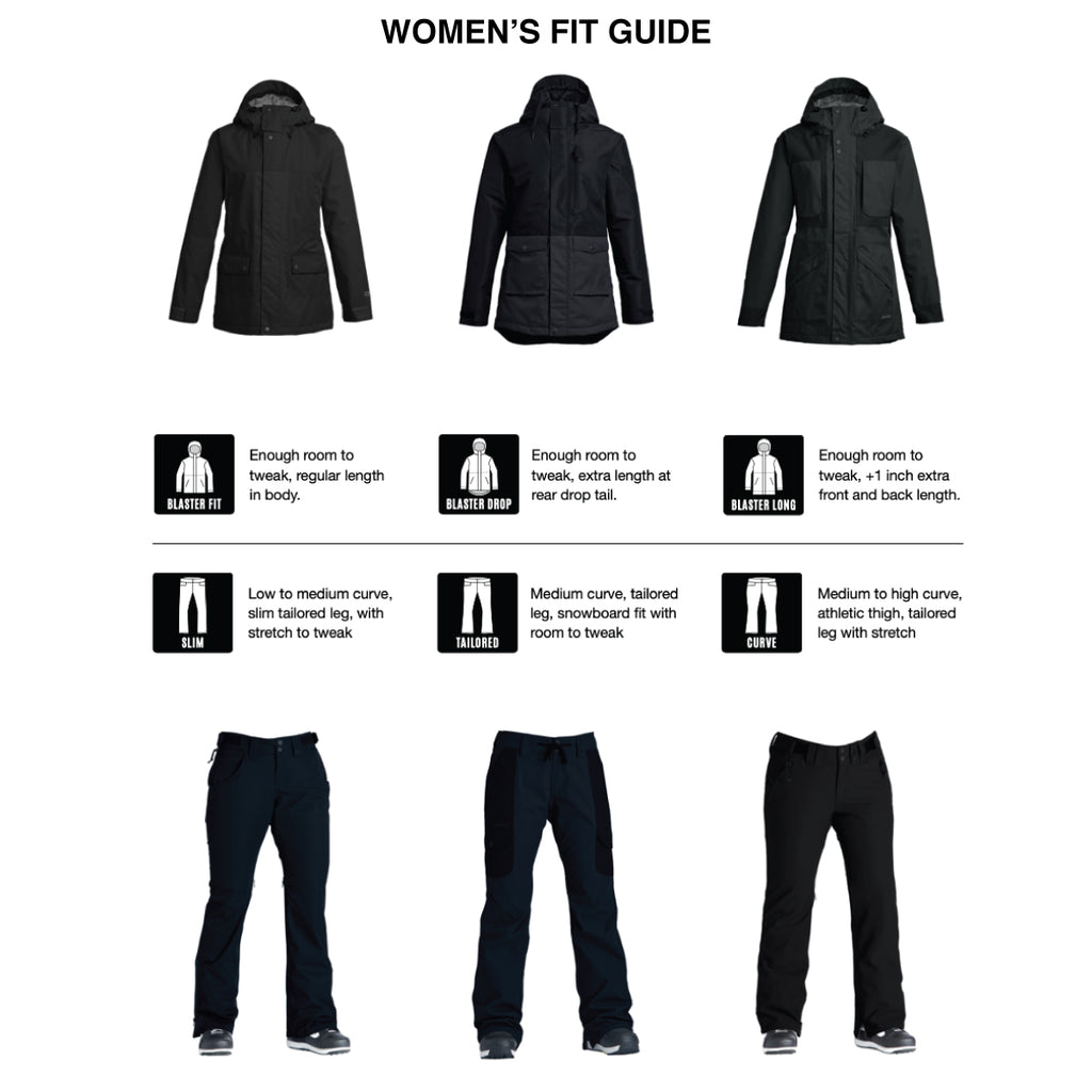 Womens Fit Key