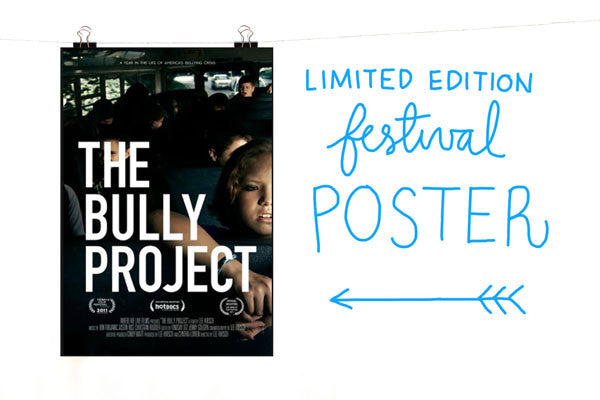 Limited Edition BULLY Festival Poster