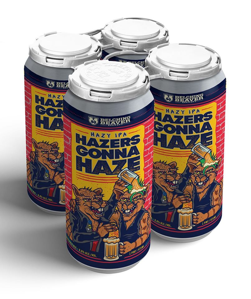 Hazers Gonna Haze 4-pack