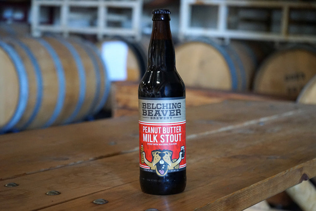 Peanut Butter Milk Stout (22oz Bottle)