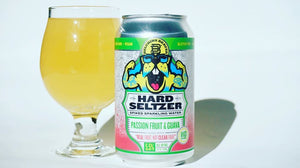 Passion Fruit & Guava Hard Seltzer 6-Pack