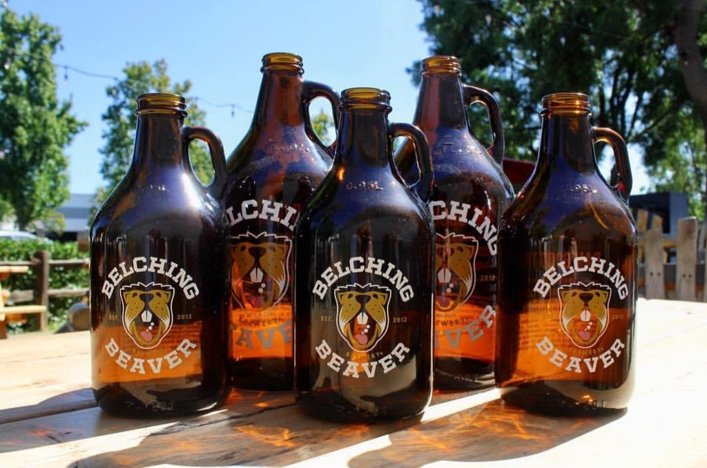 Refillable Growlers