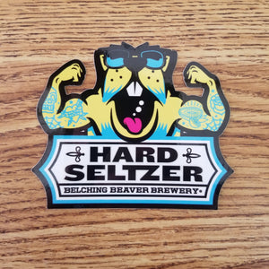 Hard Seltzer Sticker