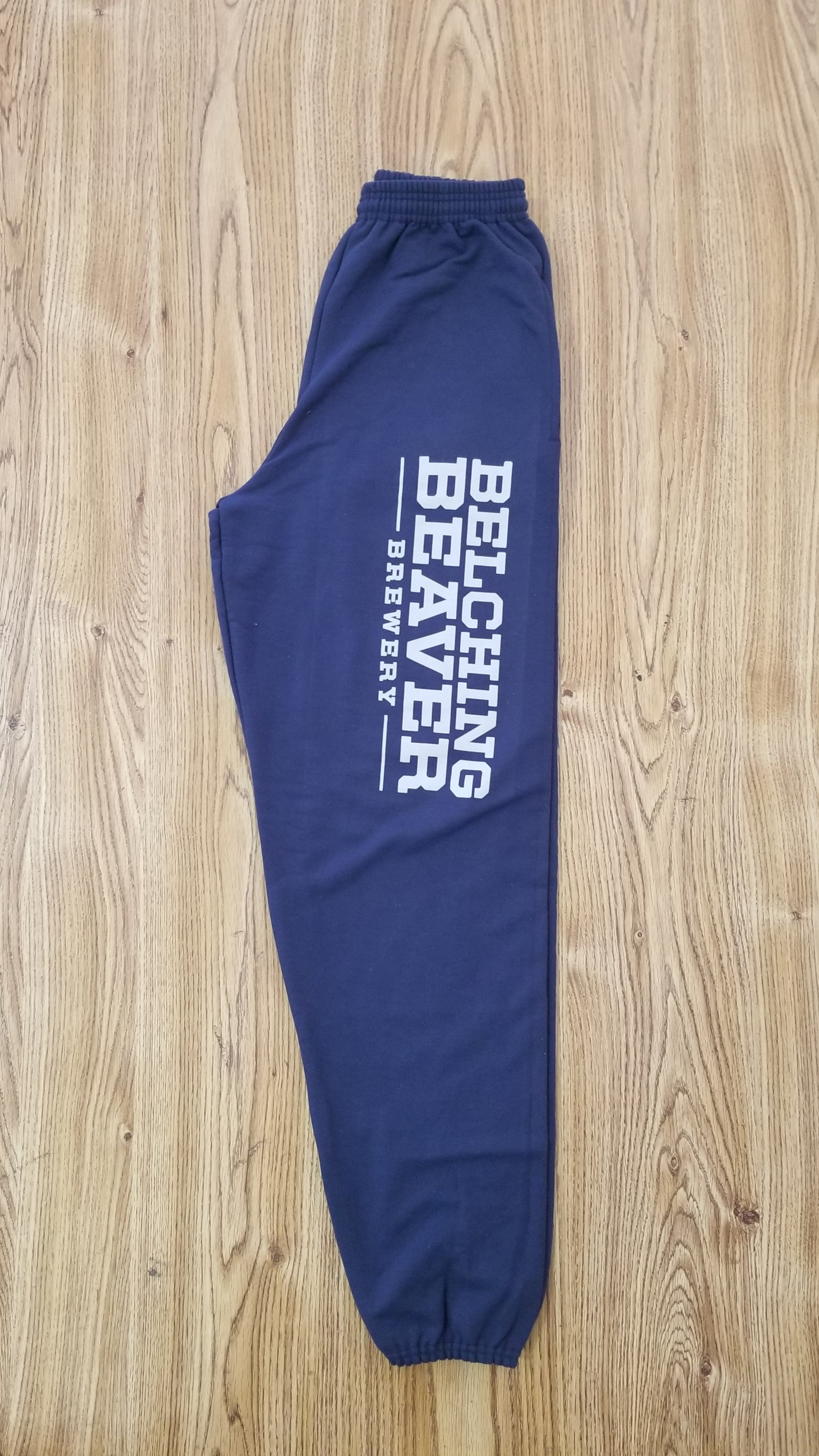 Navy Sweatpants