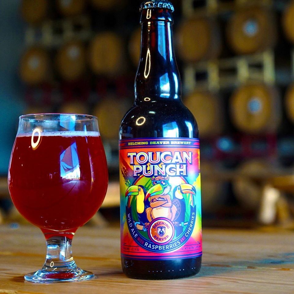 Toucan Punch - Wild Ale (12.6oz Bottle)