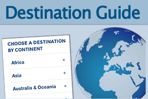 Destination Guide - Health Updates