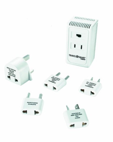 Adaptor Plug for Europe, Russia & South America