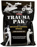 Adventure Medical Kits Trauma Pak with Advanced Clotting Sponge to Stop Bleeding Fast