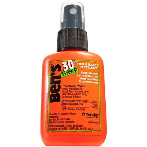 Ben's 30 1.25 oz. Repellent