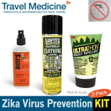 Zika Virus & Malaria Prevention Kit