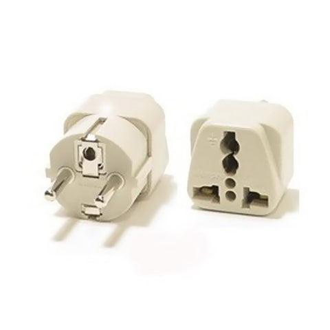European/Multinational Grounding Plug for travel