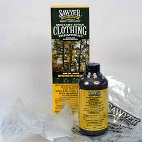 Sawyer Military-Style Permethrin Soak