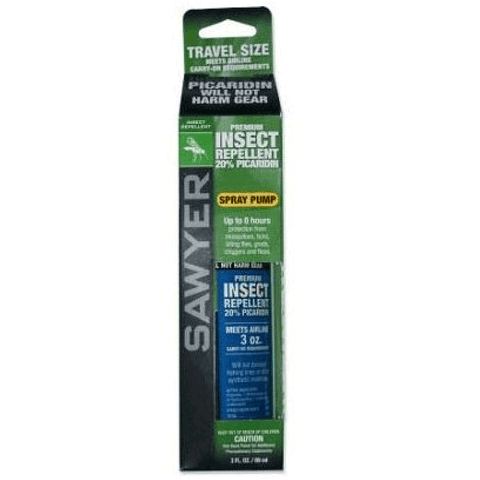 Sawyer Premium 20% Picaridin Repellent 3 oz.