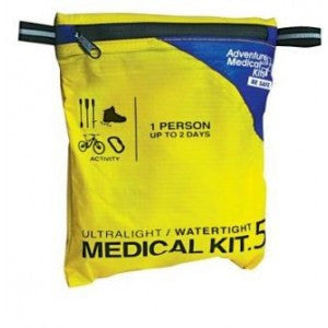 Ultralight / Watertight .5 adventure medical kit