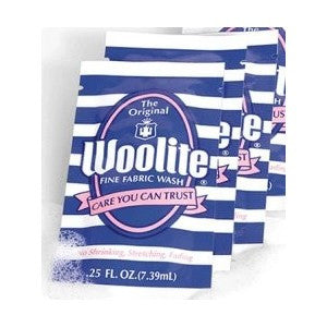 Woolite Travel Soap 10-Pack