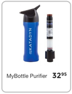 MyBottle water purifyer