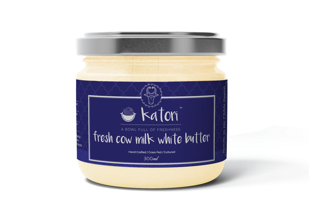 Fresh Cow Milk Butter