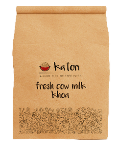 Fresh Cow Milk Khoa