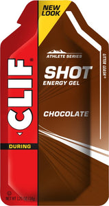 Clif Bar Clif Shot Energy Gel-Chocolate-34g