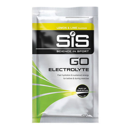 SIS Go Electrolyte - Lemon & Lime