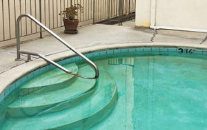 How to Clear and Prevent Metal stains in a Swimming Pool