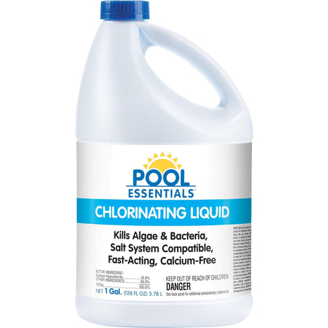 Swimming Pool Chemicals: Easy Pool Maintenance, fix cloudy water, balance pH and TA, kill algae and ammonia