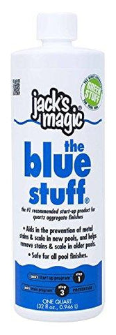 Jack's Magic Blue Stuff