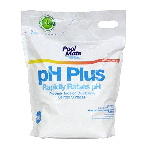 Pool Mate pH Up for Swimming Pools and Spa/Hot Tub