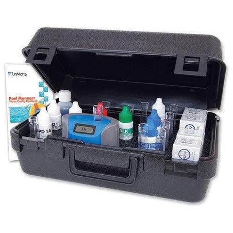 LaMotte ColorQ Pro 11 Digital Pool Water Testing Kit