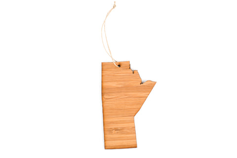 Manitoba Tree Ornament