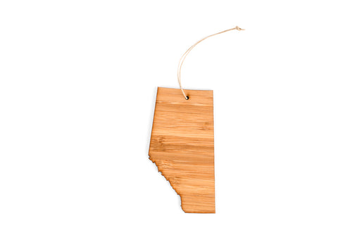 Alberta Tree Ornament